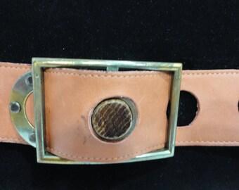 Vintage Vera Neumann Belt
