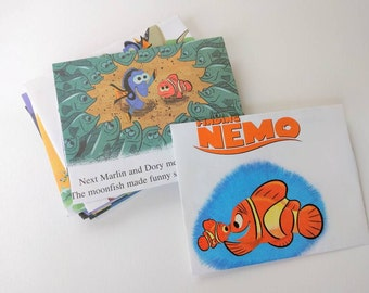 Finding Nemo Envelopes Stationary Set 10