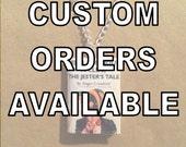 7 Custom Bridesmaid Necklaces
