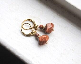 Sparkling Sands Earrings