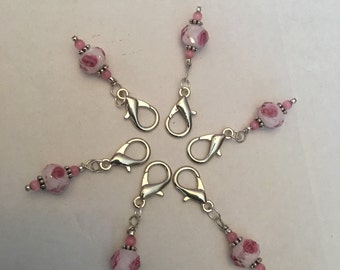 Stitch Markers for Crocheting & Knitting