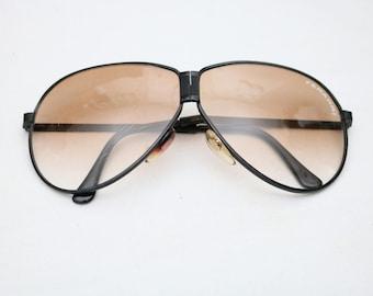 "Rare 80's Vintage ""FERARRI"" Fold-Up Aviator Sunglasses (Men's Exclusive)"