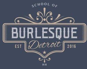 Detroit School of Burlesque Advanced Costume Package