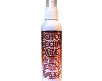 Delicious Chocolate Spray Oil