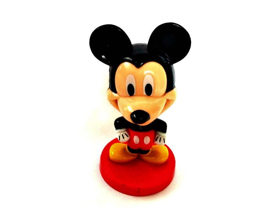 Cake Decorating Plastic Figurines : Disney Mickey Mouse PVC Figurine Plastic Toy Cake Topper ...