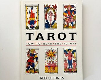 Tarot / Fred Gettings / 1993 / Vintage / Collectable