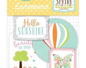 Echo Park Spring Ephemera