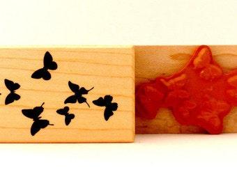 Stamp Butterfly butterflys