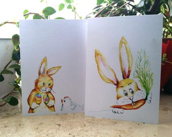 Easter (2 cards)
