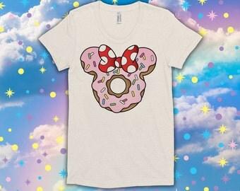 Minnie Donut - Women's Tee
