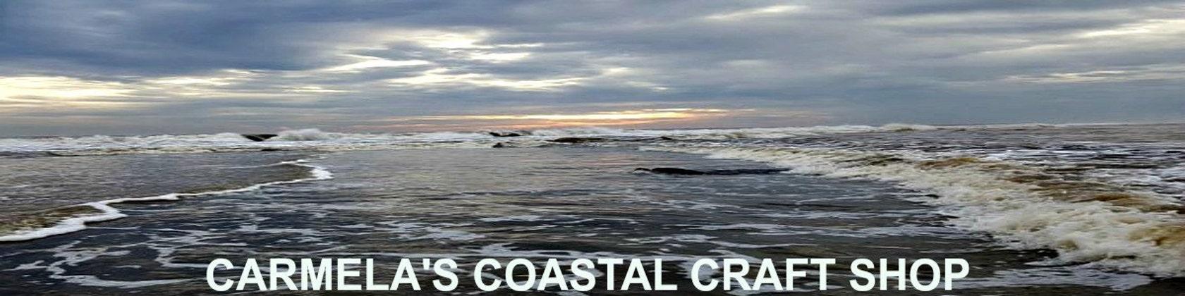 Carmelas Coastal Craft Beach Themed Decor and Gifts