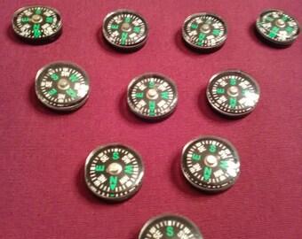 10 Compasses