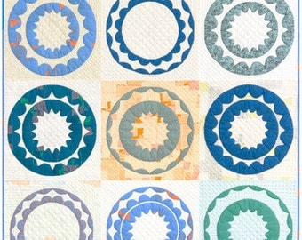 Rin Quilt Kit- Friedlander by Carolyn Friedlander for Robert Kaufman