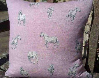 Pony on Pink