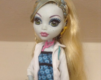 Preloved Lagoona Blue Doll (Class Room)