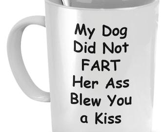 Funny Dog Mug, Dog Owner Gift Ideas, Funny Dog Coffee Mug, Dog  Owner Gift, Dog Coffee Mug, Gifts For Dog Owner, Dog, Dog Mom Gift