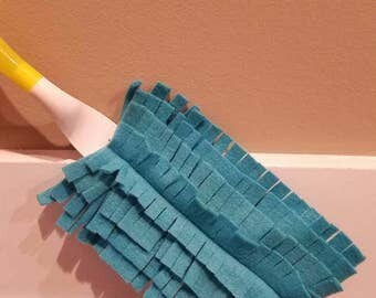 Reusable Swiffer Dusters Refills - Turquoise