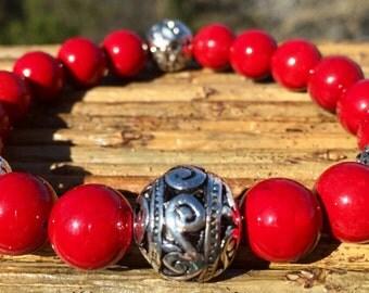RED ELEGANCE bracelet