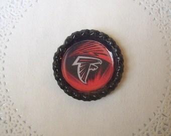 Atlanta Falcons Magnet (50) - Falcons Refrigerator Magnet - Falcons Office Magnet - Sports Magnet