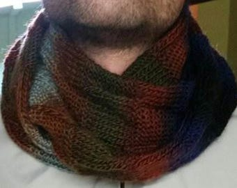 snud snood scarf man