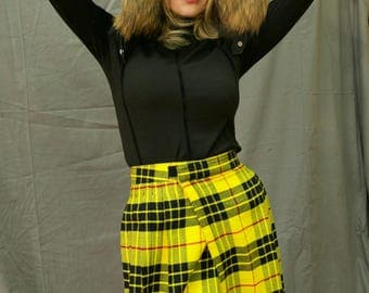 Macleod of Lewis Tartan Kilt for Women