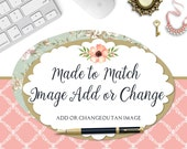 Add or Change Image-Add or Change out an Image From a Premade Set-Customize a Premade Logo,Shop Set,Facebook Set or Business Card
