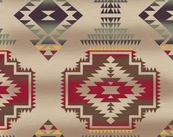 Southwest Arizona FLEECE Fabric [[Half Yard//by the yard]]