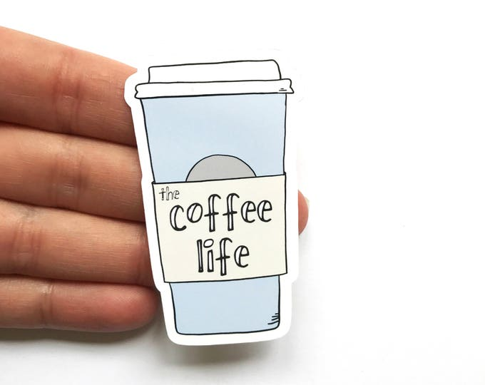 Coffee Life Stickers