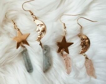 Celestial Soulmates Earrings