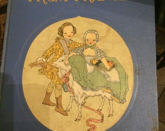 Nursery Friends From France -My Travelship~Translated by Olive Beaupre Miller~Published by The Book House for Children c1925, 1927