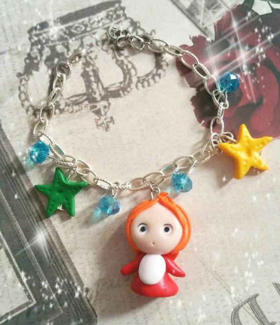 Ponyo bracelet