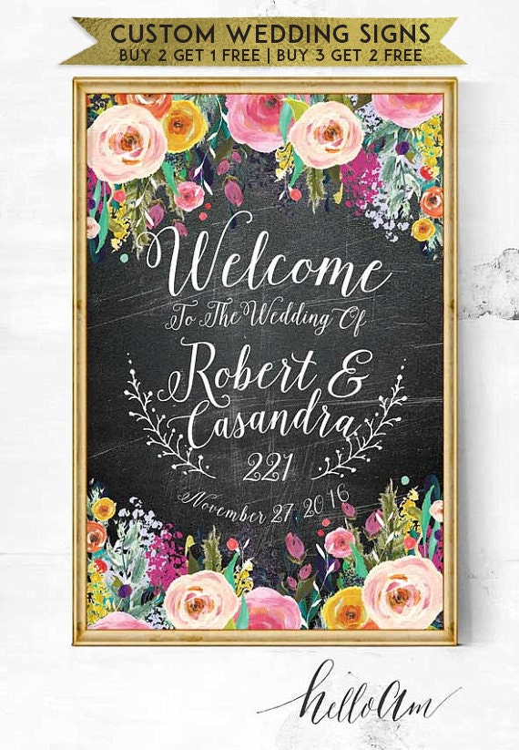 wedding sign - wedding entrance sign - wedding reception - seating sign - choose a seat sign - chalkboard wedding sign - wedding props
