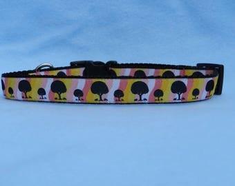 Medium Jacquard Dog Collar