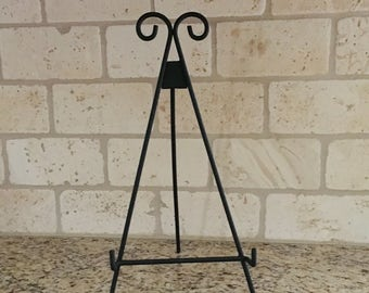 Plate Stand Easel Cutting Board Stand Display Stand