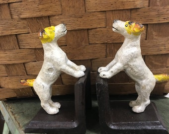 Terrier Dog Bookends