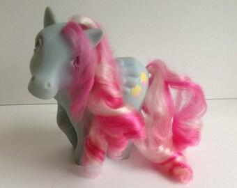 G1 My Little Pony SUGAR APPLE: Candy Cane Pony Pegasus
