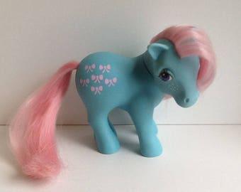 G1 My Little Pony BOW TIE: Earth Pony