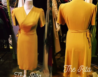 PDF The Rita, Complete Pattern, Draft Your Own, Plus Size, All Size, Custom, DIY, Print at Home, Digital Pattern, Sewing Pattern