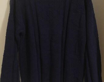 Vintage Eddie Bauer Women's Sweater Medium