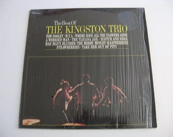 The Kingston Trio - The Best Of The Kingston Trio - Circa 1981