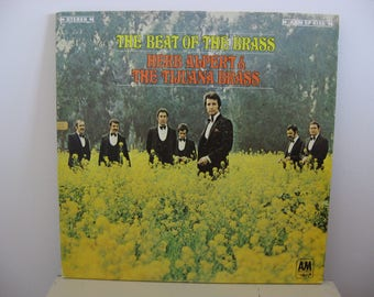Herb Alpert & The Tijuana Brass - The Beat Of The Brass - Circa 1967