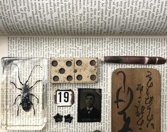 Monochrome collection...