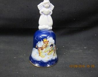 1992 Avon Christmas Bell