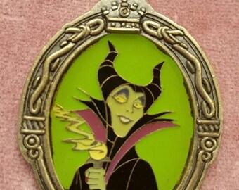 Malificent Disney Pin The Villain Series