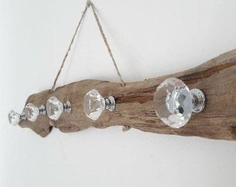 "PRESENTOIR MURAL - 5 ""ceramic diamonds"" -"