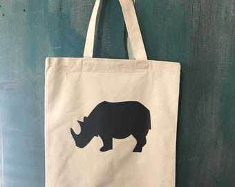 Rhino Tote