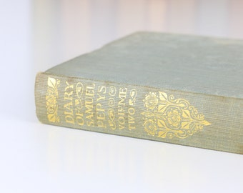 1930 Diary of Samuel Pepys Volume 2