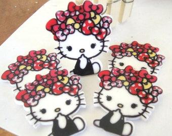Kitten Scrapbook Embellishments
