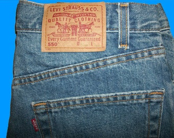 Levis 550 Relaxed - ALL SIZES