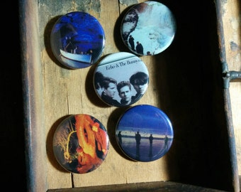 Echo and The Bunnymen Pins